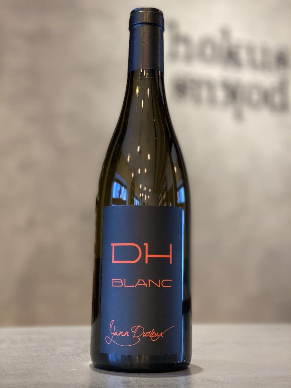 Yann Durieux - DH Blanc 2014