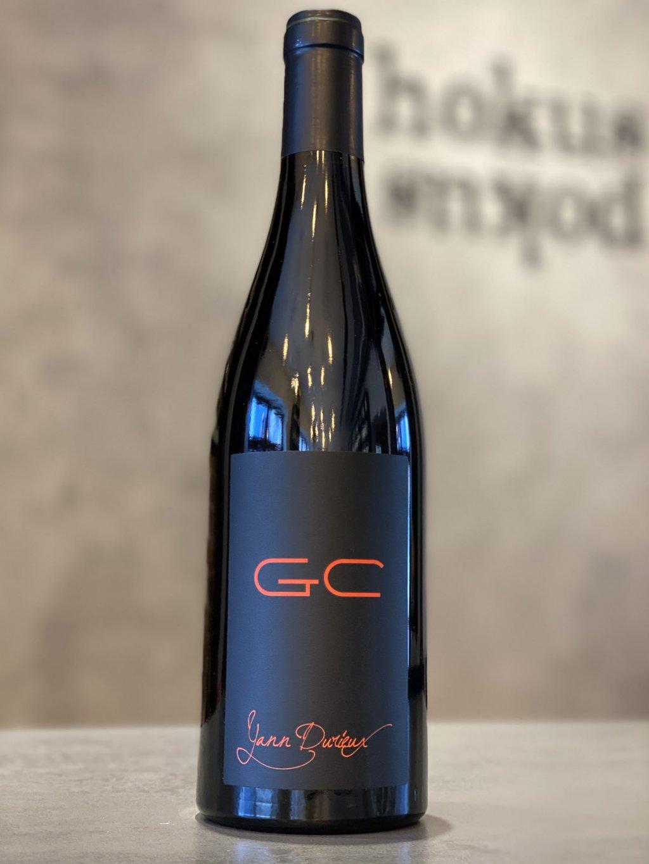 Yann Durieux - GC 2014 Gevrey-Chambertin