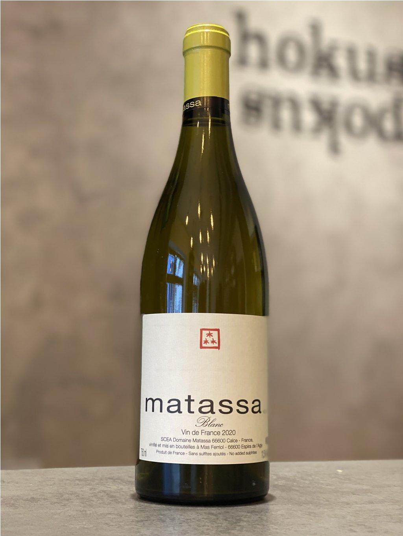 Matassa - Blanc 2020