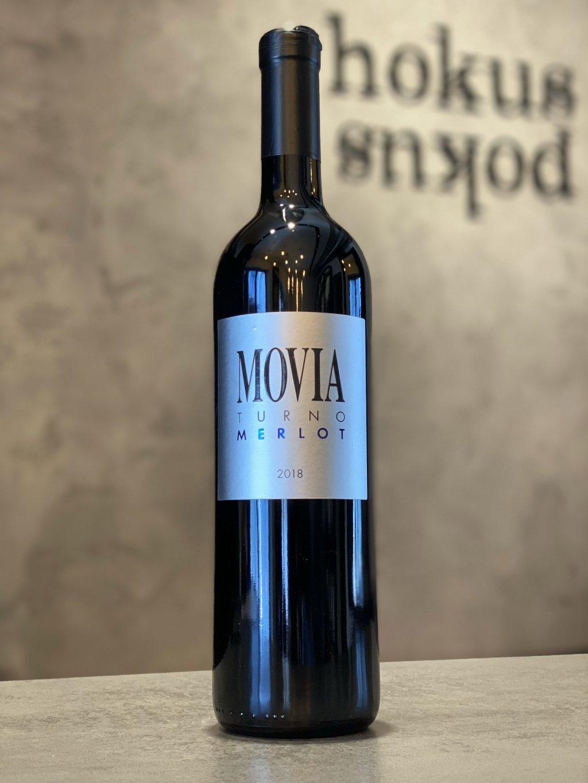 Movia - Merlot Turno 2018