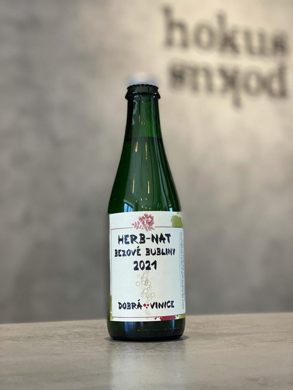 Dobrá Vinice - Herb-Nat Bezové bubliny