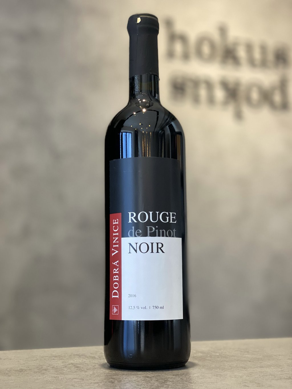 Dobrá Vinice - Rouge de Pinot Noir 2016 qvevri