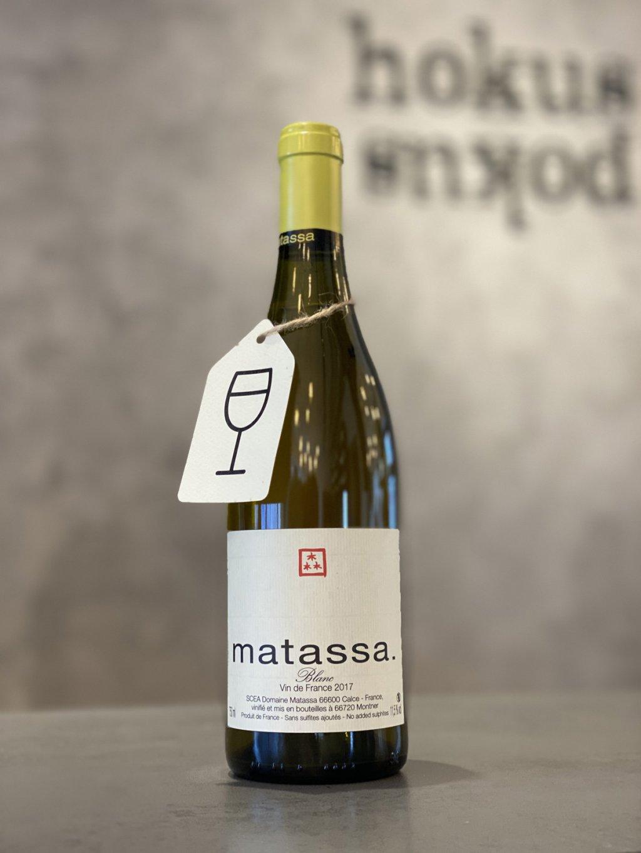 Matassa - Blanc 2017