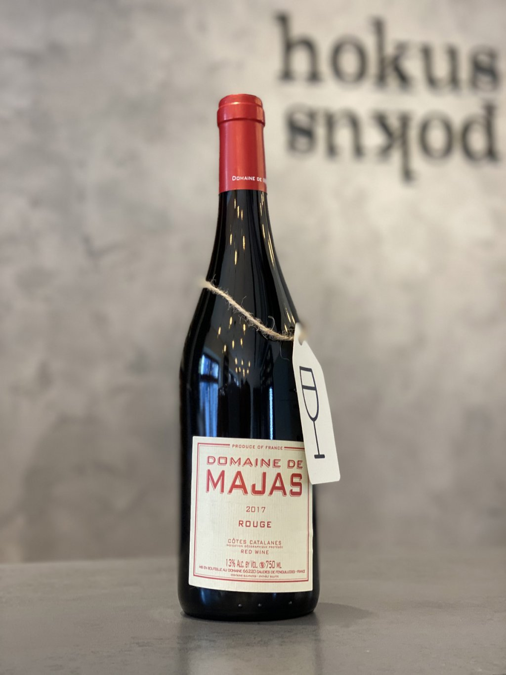 Domaine Majas - Rouge 2017