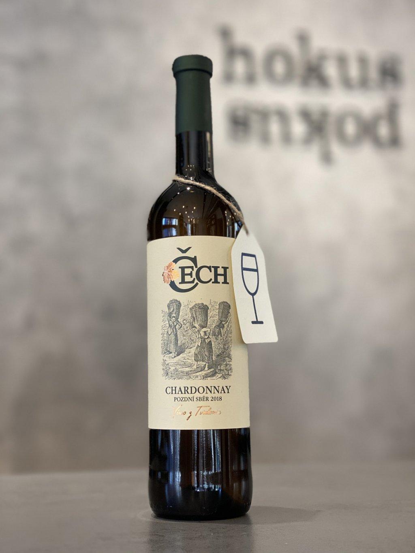 Čech - Chardonnay pozdní sběr 18
