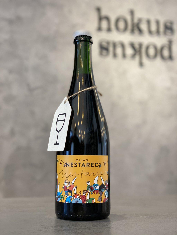 Milan Nestarec - Forks and Knives 2017 Pinot Noir
