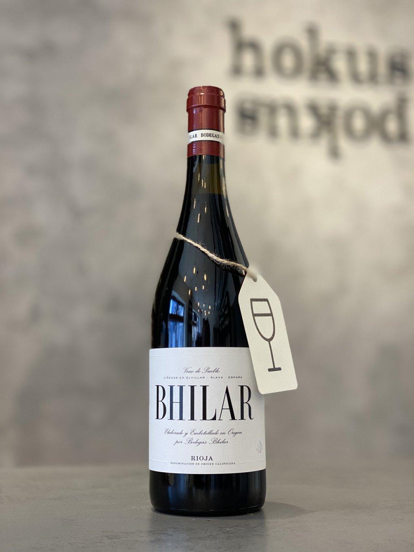 Bodegas Bhilar - Rioja Tinto 2017
