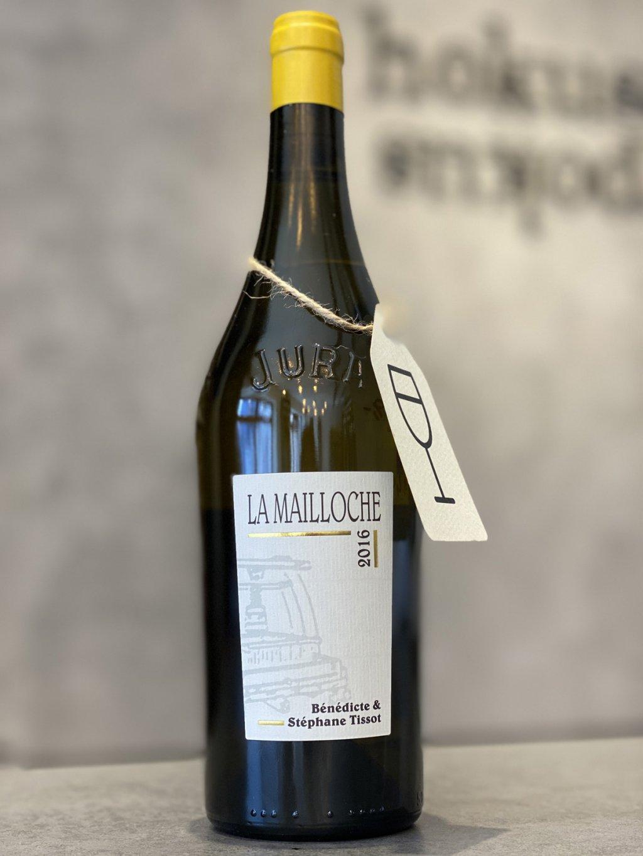 Bénedicte & Stéphane Tissot - Chardonnay La Mailloche 2016