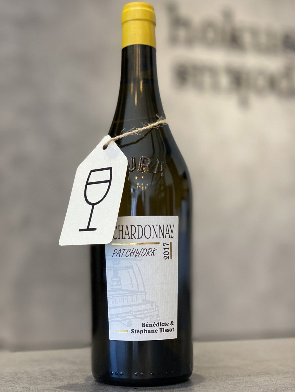 Bénedicte & Stéphane Tissot - Chardonnay Patchwork 2017