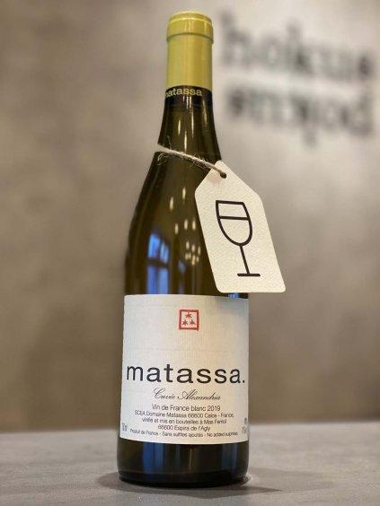 Matassa - Cuvée Alexandria 2019
