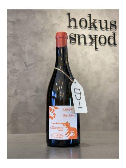 242 philippe bornard chardonnay les gaudrettes 2016