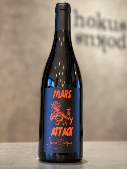 Yann Durieux - Mars Attack 2017