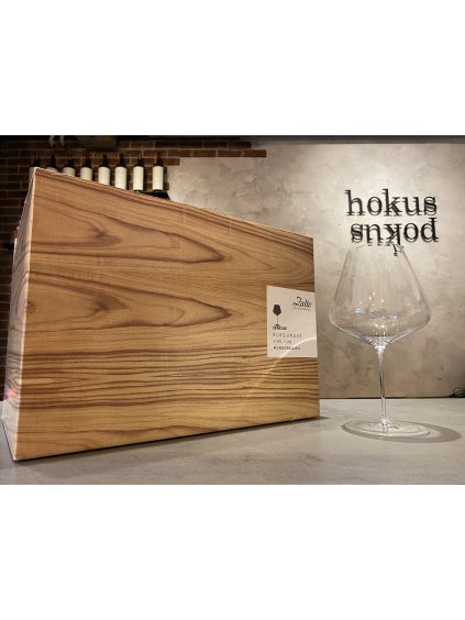 Zalto DENK`ART Burgundy Set 6ks