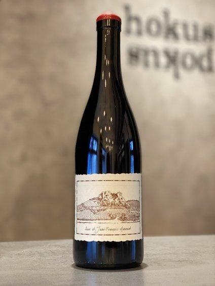 Jean-Francois Ganevat - Les Corvées Trosseau 2019 Côtes de Jura