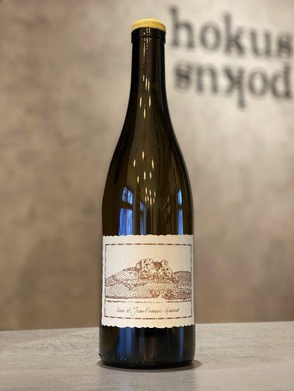 Jean-Francois Ganevat - Les Miraculés Chardonnay 2017 Côtes de Jura