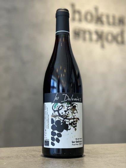 Les Dolomies - Pinot Noir La Cabane 2019