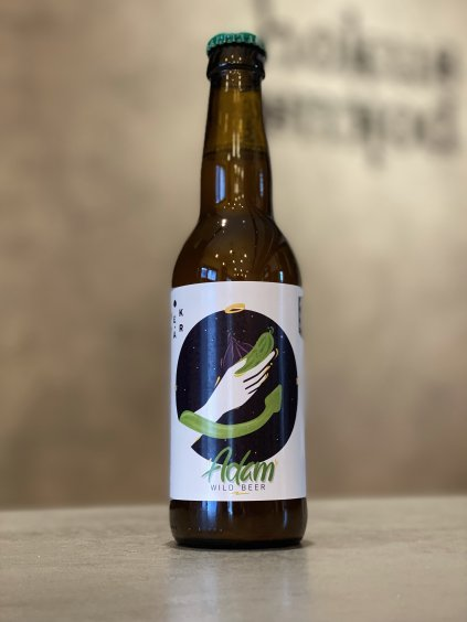 Hektár - Wild beer Adam Uhorkové