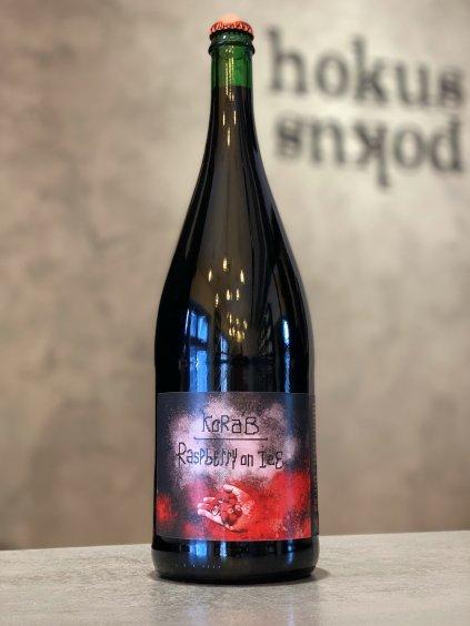Petr Koráb | Živá Hora - Raspberries on Ice 2020 MAGNUM 1,5l