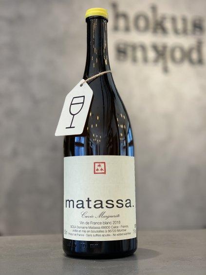 Matassa - Marguerite 2018 MAGNUM 1,5l