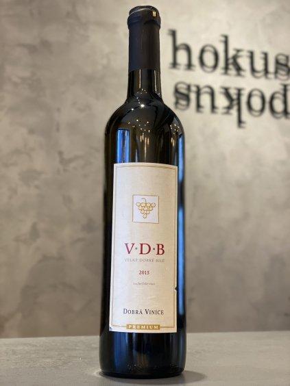 Dobrá Vinice - Velké Dobré Bílé 2015 V.D.B