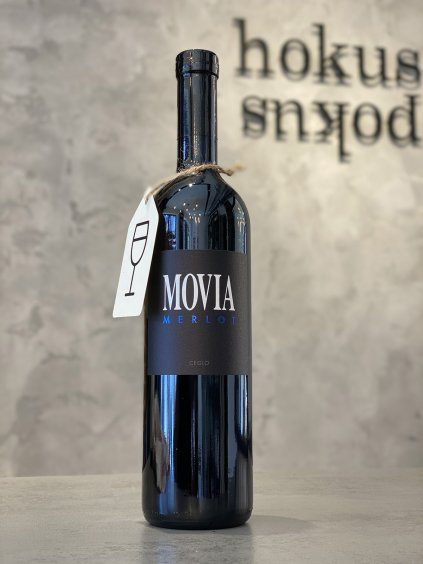 Movia - Merlot 2012