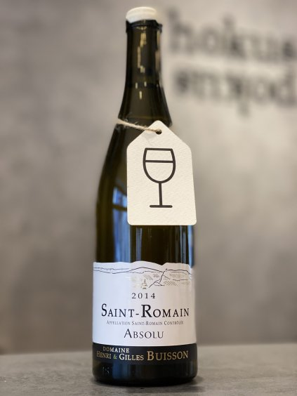 Henri&Gilles Buisson - Saint-Romain: Absolu 2014