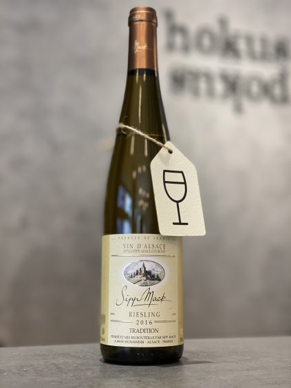 Sipp Mack - Riesling 2016 Tradition