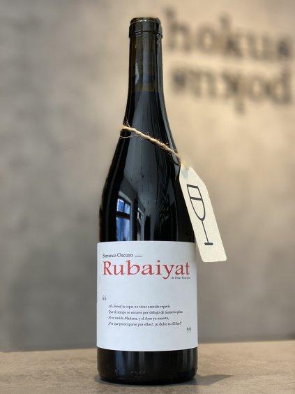 Barranco Oscuro - Rubaiyat 2017