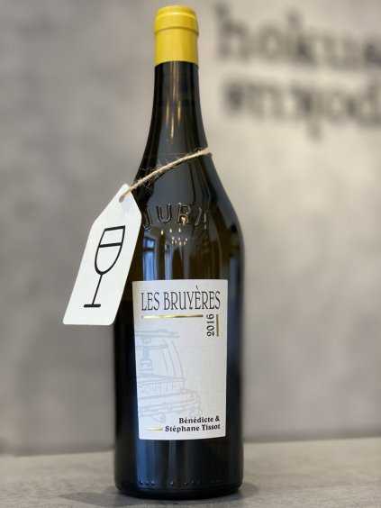 Bénedicte & Stéphane Tissot - Chardonnay Les Bruyeres 2016