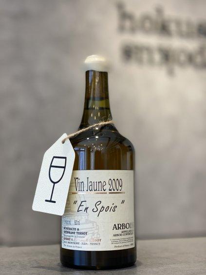 Bénedicte & Stéphane Tissot - Vin Jaune 2009 En Spois - sklad