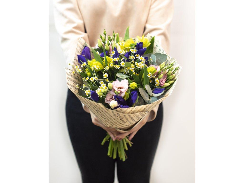 Kytice Carol - Holandské květiny