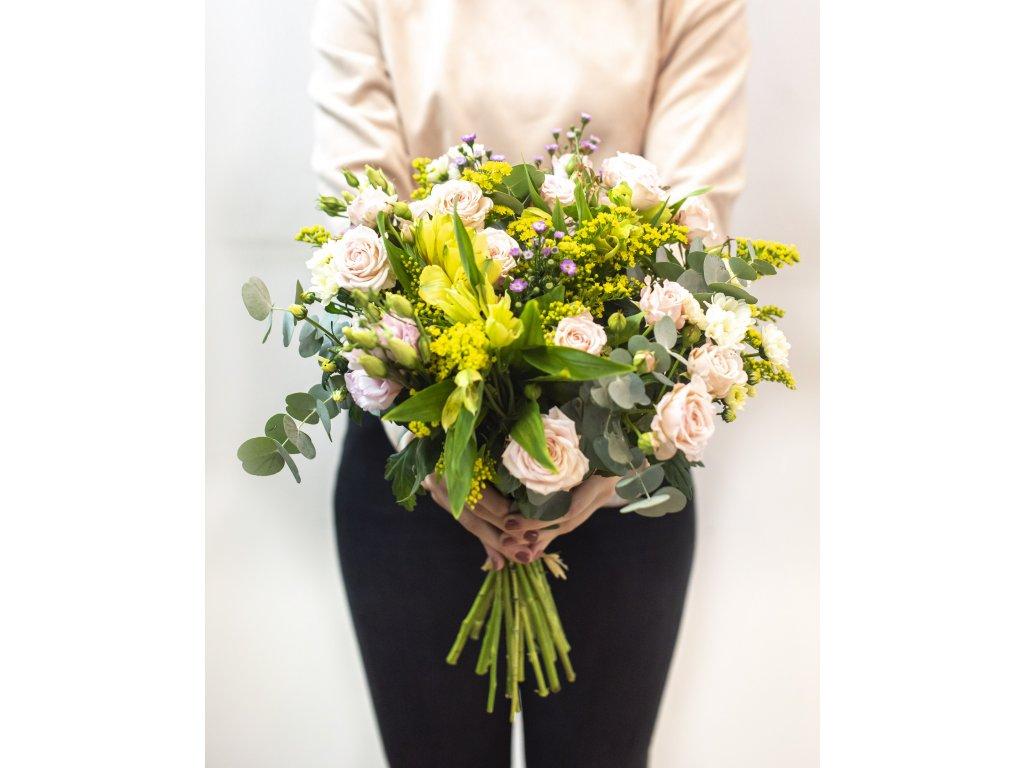 Kytice Luxury - Holandské květiny
