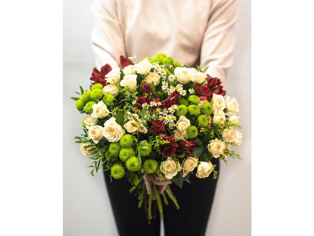 Kytice Naomi - Holandské květiny
