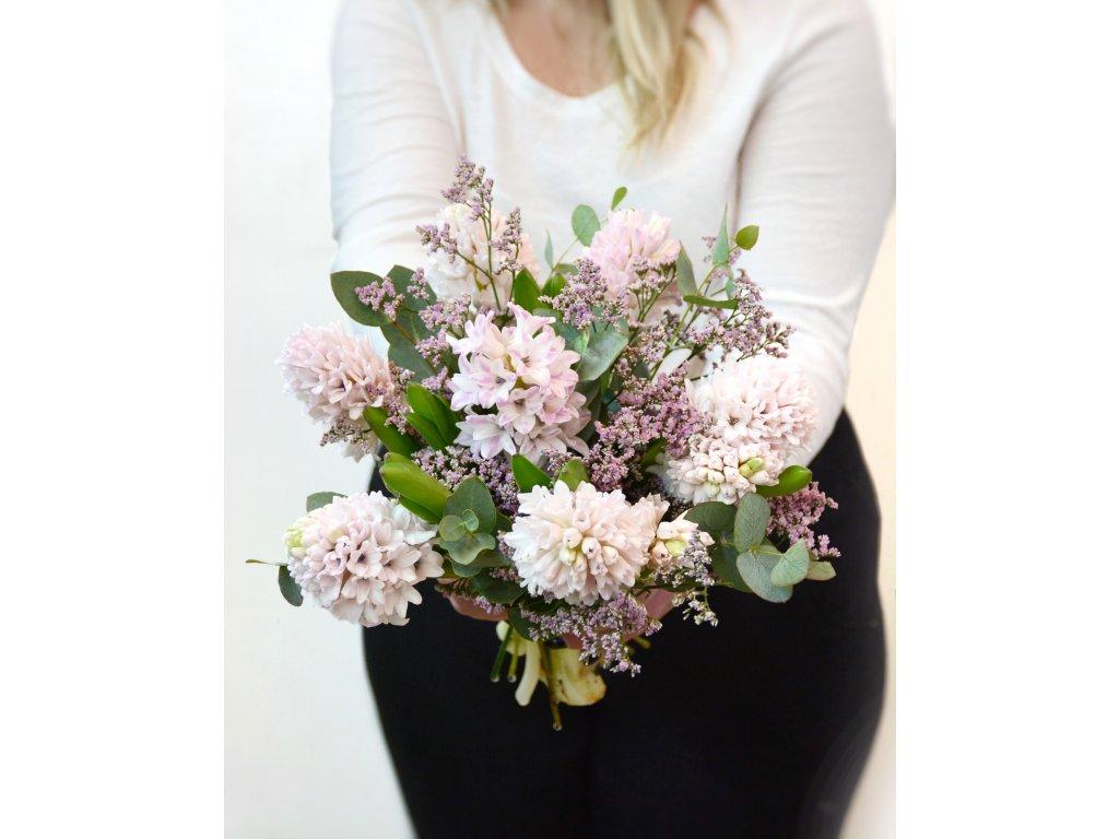 Kytice Bluebell - Holandské květiny