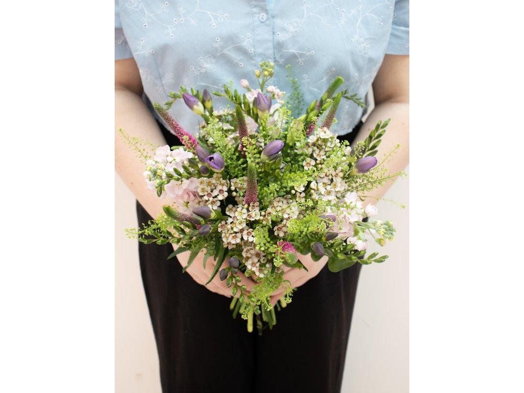 Kytice Veronika - Holandské květiny