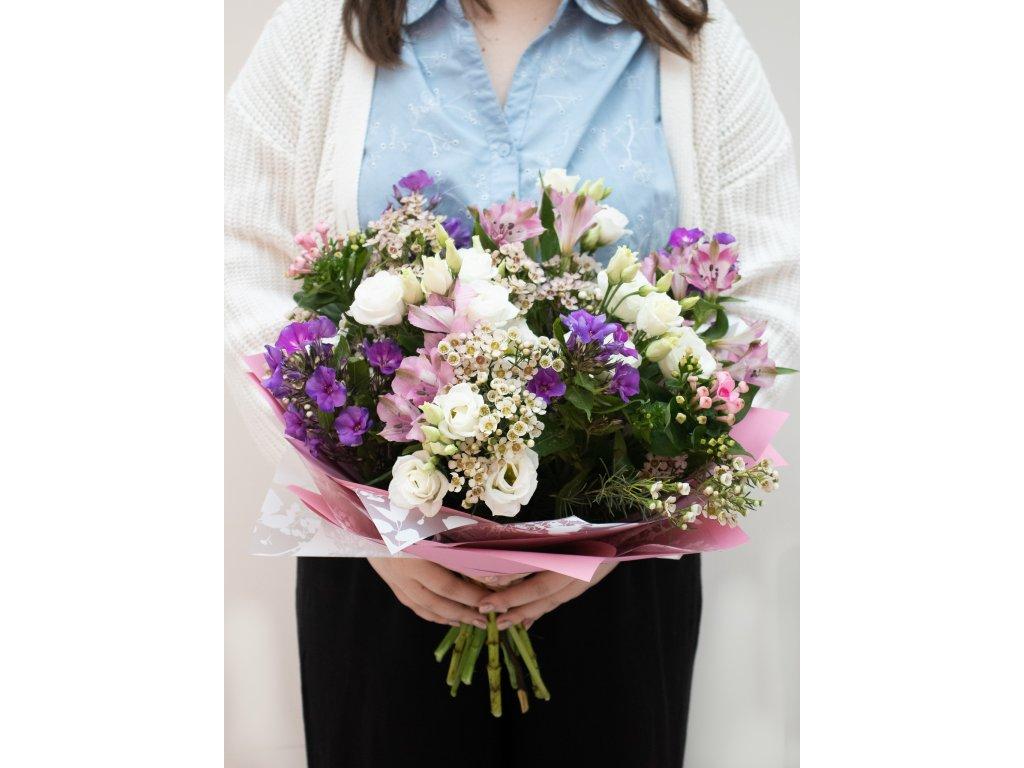Kytice Violetta - Holandské květiny