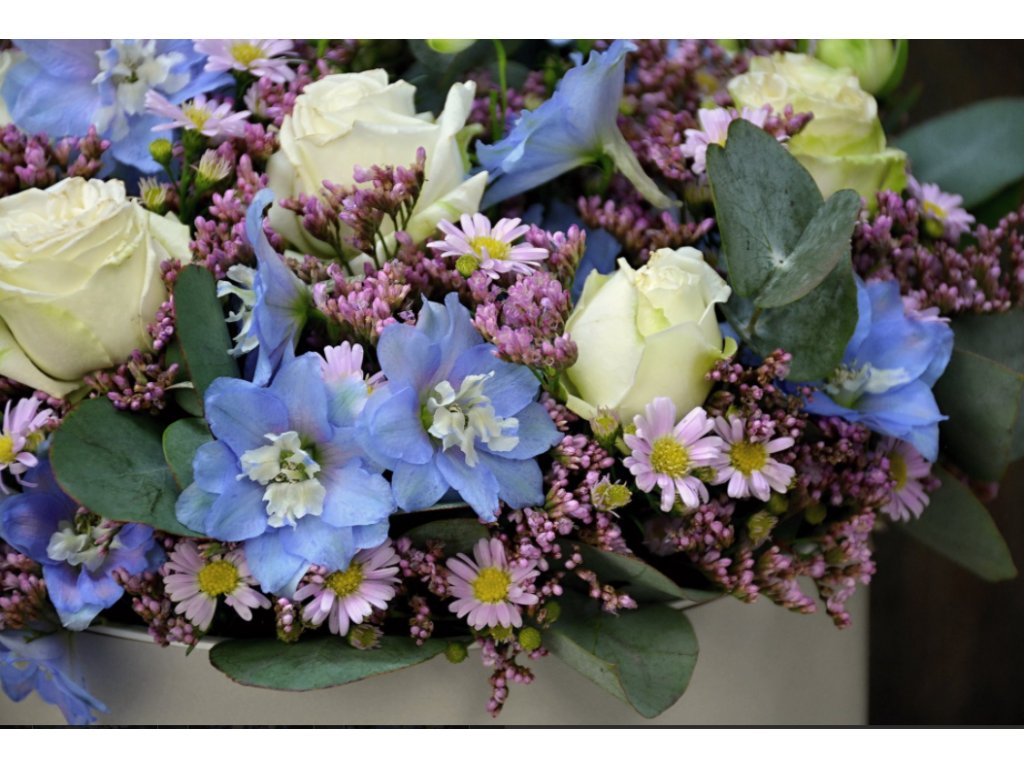 Flower box Elegant - Holandské květiny