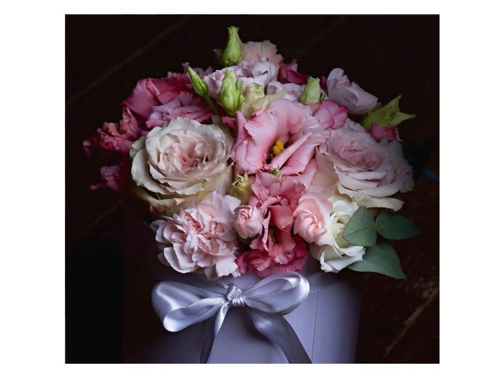 Flower box Pinky - Holandské květiny
