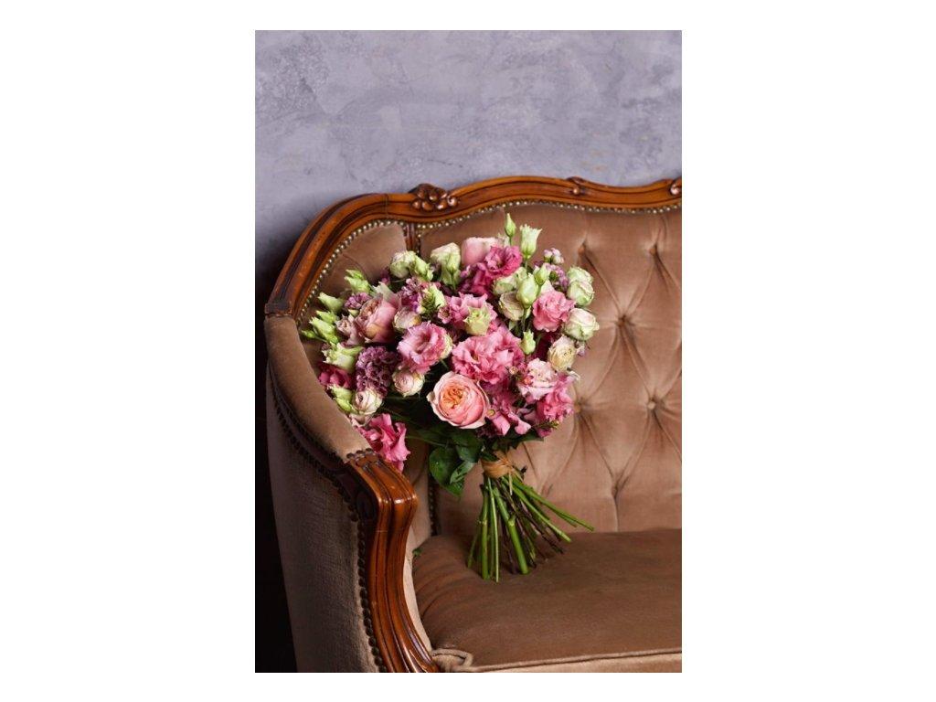 Kytice Pink lady - Holandské květiny