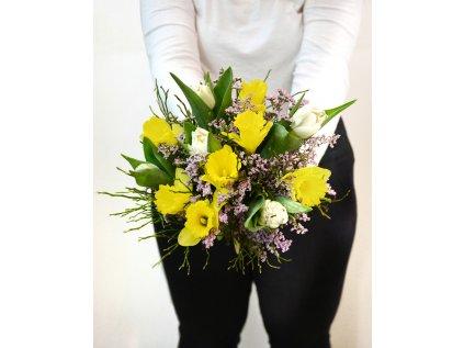 Kytice Blondie - Holandské květiny