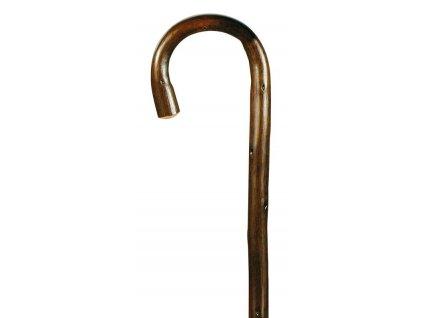 Vycházková hůl dřevěná/3120 - Country -dámská