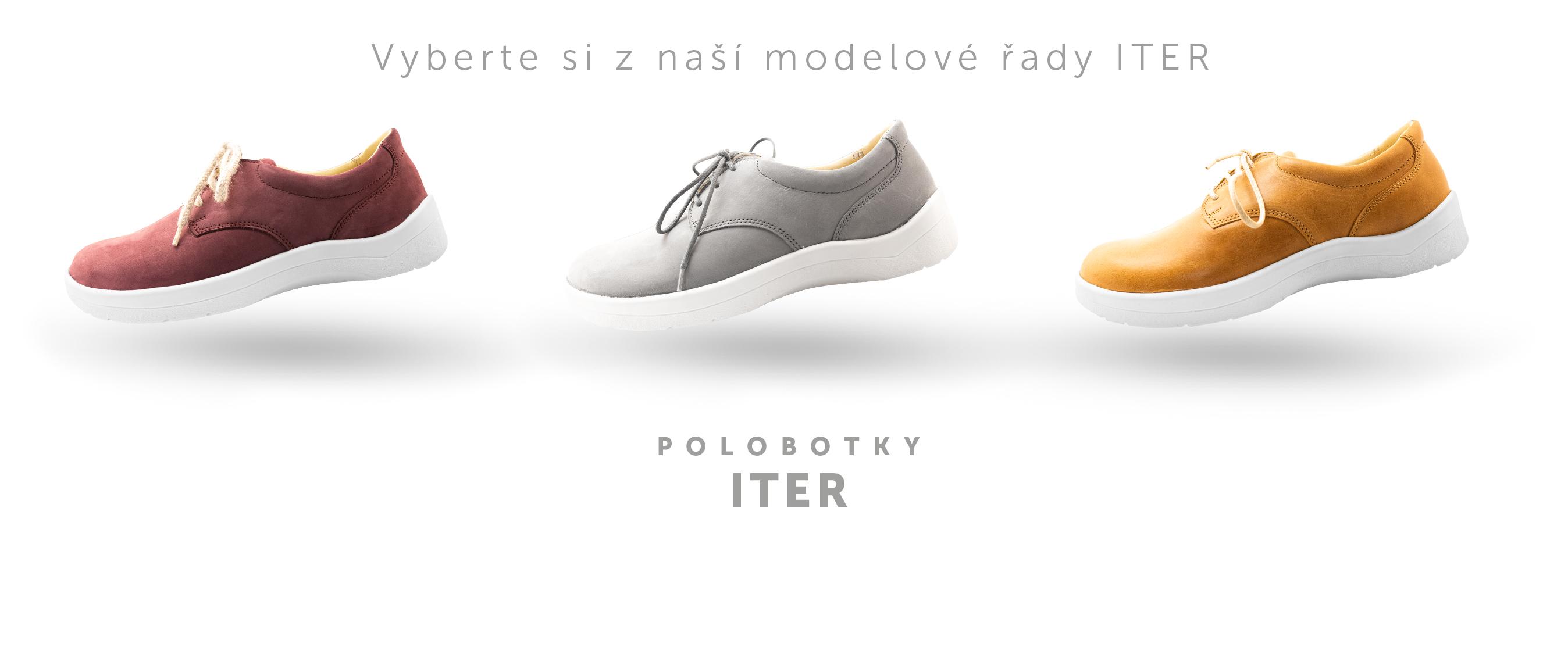 ITER polobotky