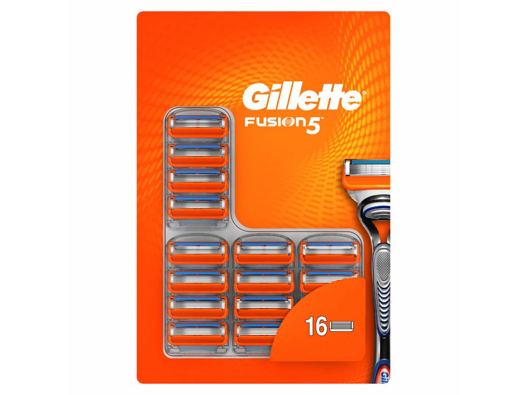 gillette fusion 5 16ks