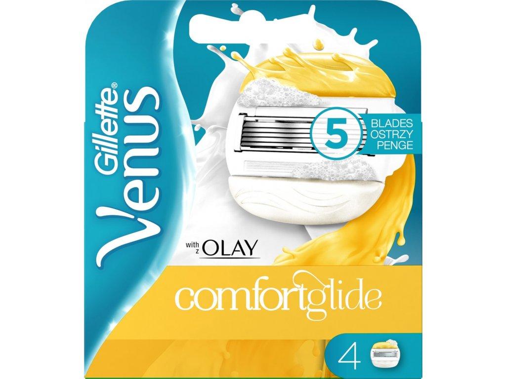 Gillette Venus Olay - žiletky náhradní hlavice - 4ks  ® ⚡️- DOVOZ Z USA ✅✅✅