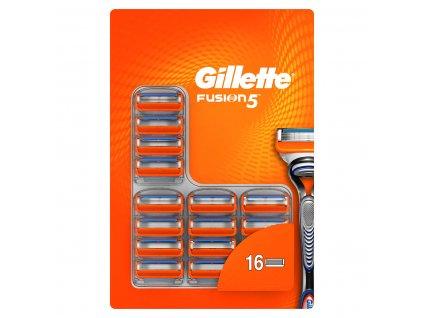 GILLETTE FUSION 5 MEGA PACK 16ks náhradní hlavice (16 ks)