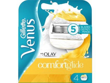Gillette Venus Olay - žiletky náhradní hlavice - 4ks