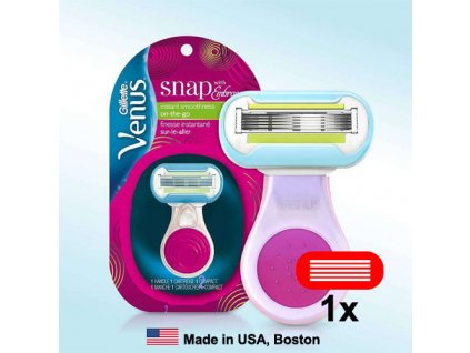 Gillette Venus SNAP Embrace strojek s jednou hlavicí  ®