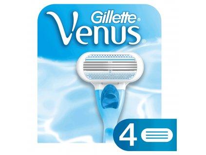 Gillette VENUS žiletky náhradní hlavice (4 ks)  ® ⚡️- DOVOZ Z USA ✅✅✅