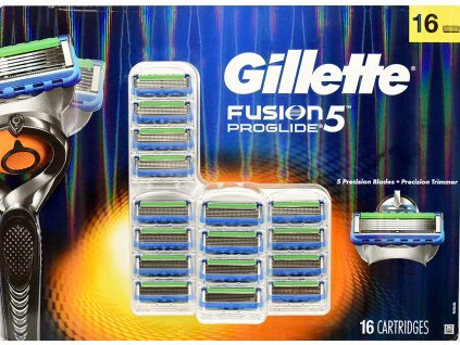 gillette fusin proglide 16ks
