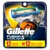 GILLETTE FUSION PROGLIDE žiletky náhradní hlavice (12 kusů)